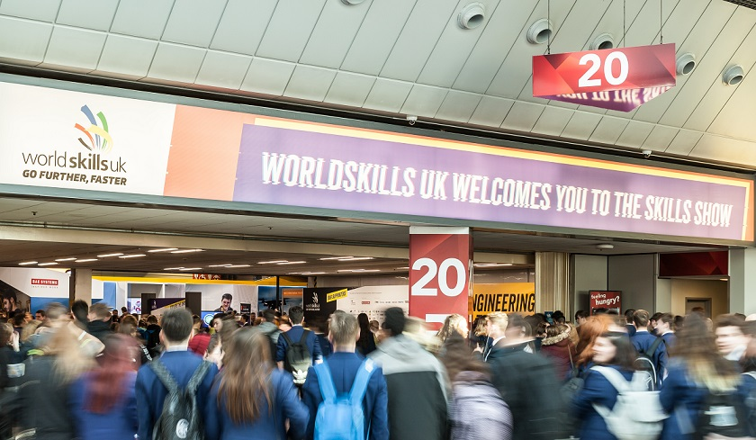 WorldSkills UK finals at Birmingham's NEC.jpg